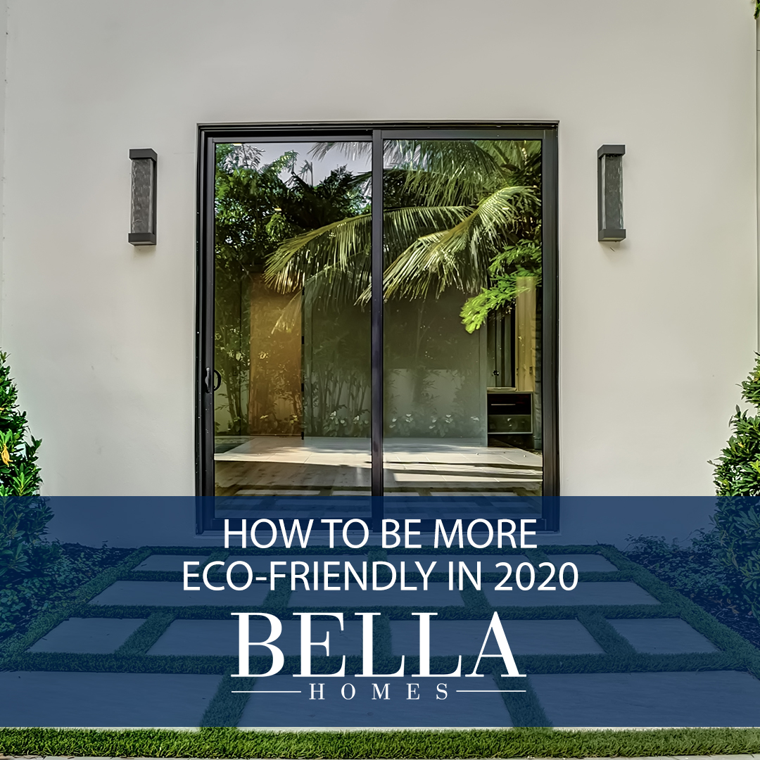 How to Be More Eco-Friendly in 2020