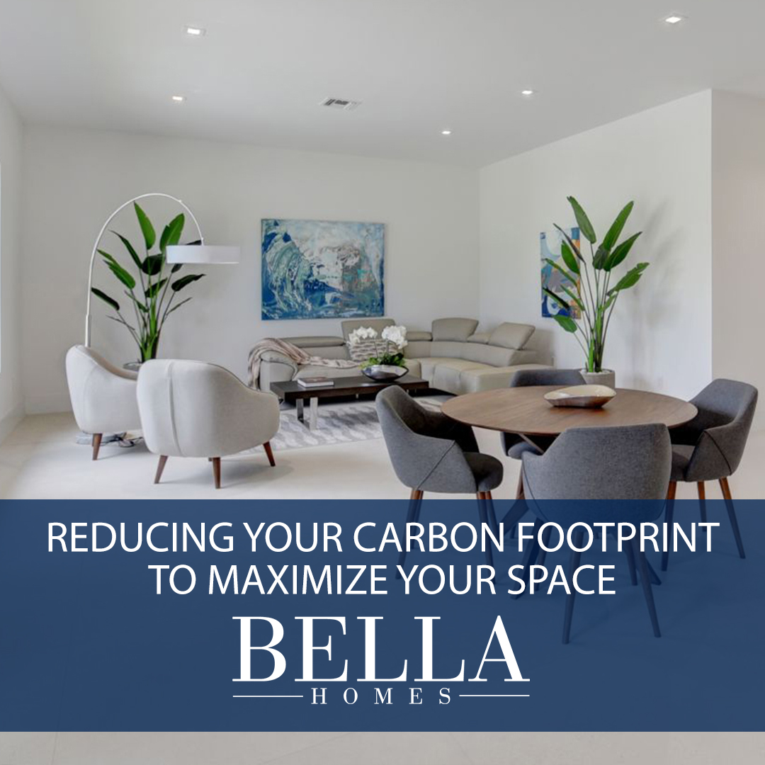 Reducing Your Carbon Footprint to Maximize Your Space