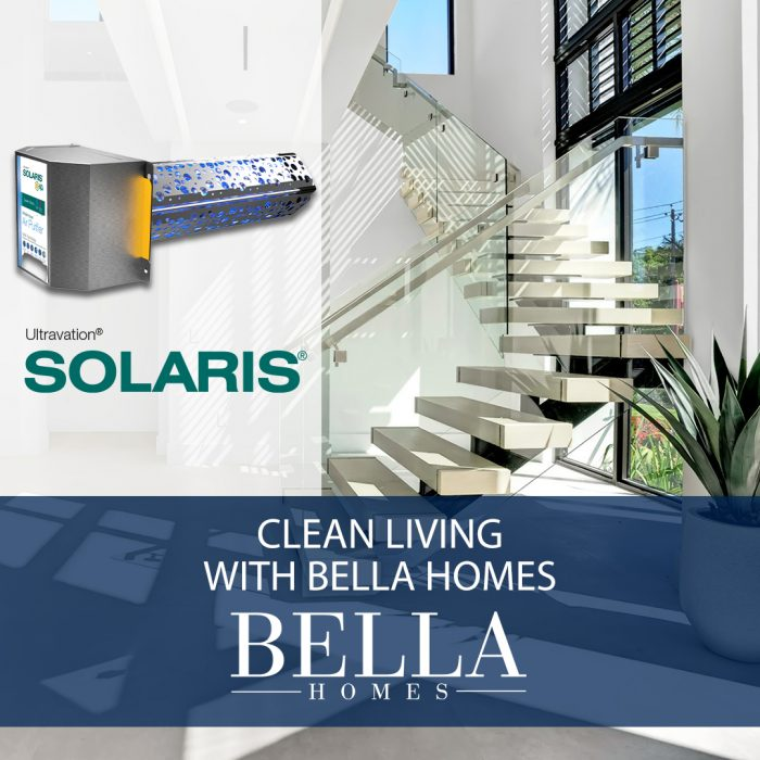 Clean Living with Bella Homes