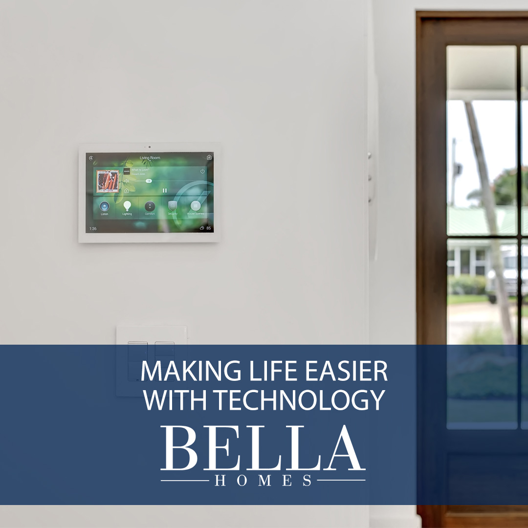 Making Life Easier with Technology