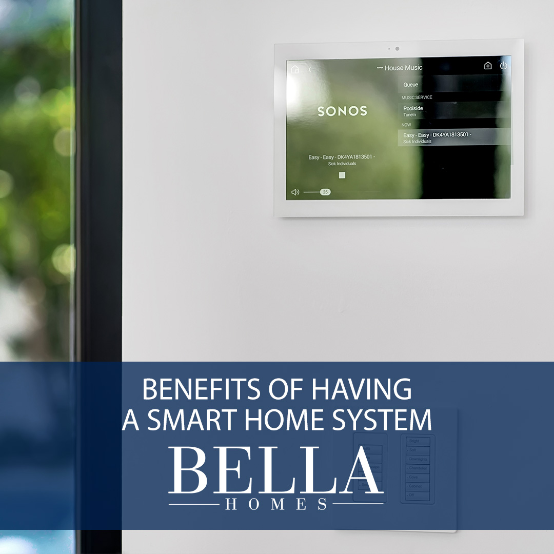 Benefits of Having a Smart Home System