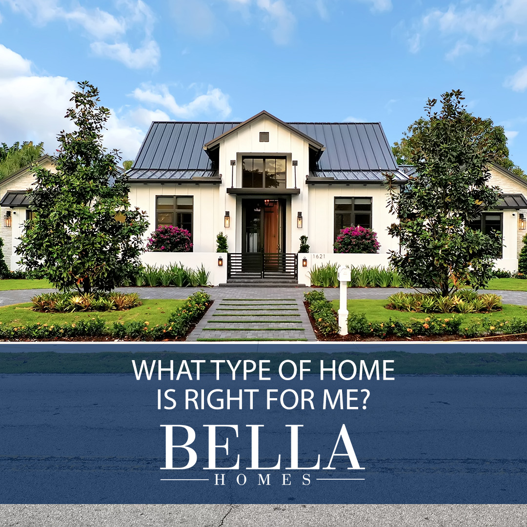 What Type of Home Is Right For Me?