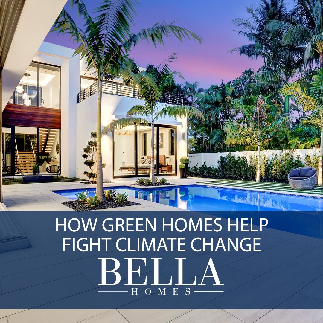 How Green Homes Help Fight Climate Change