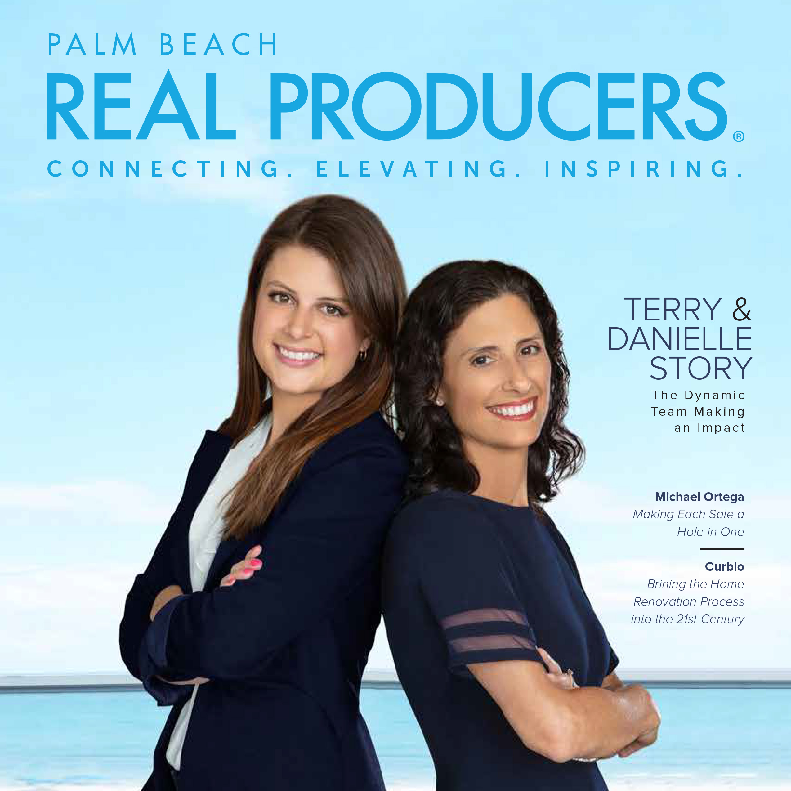 Palm Beach Real Producers Magazine May 2021