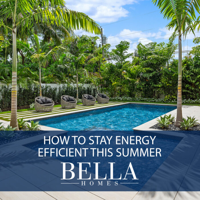 How to Stay Energy Efficient This Summer