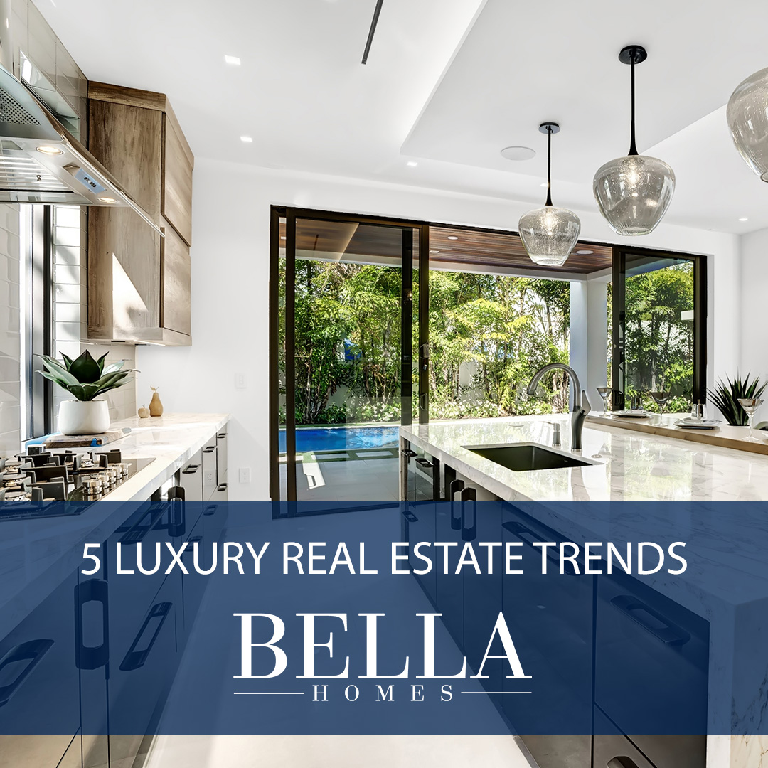 5 Luxury Real Estate Trends