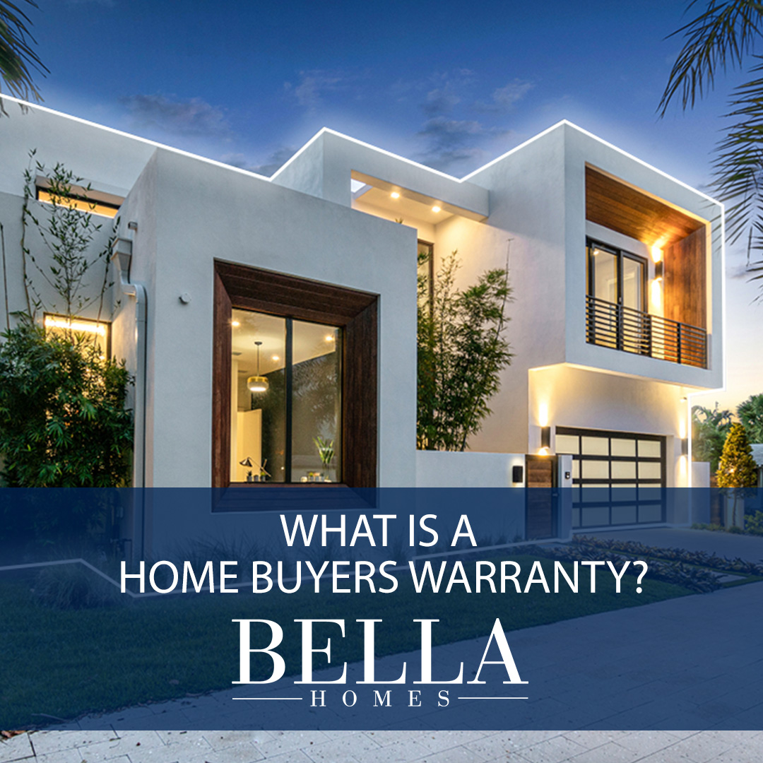 What is a home buyers warranty?